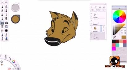 Basics to Sketchbook Pro 6 for Beginners Tutorial