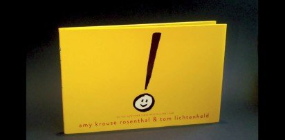EXCLAMATION MARK New from Amy Krouse Rosenthal & Tom Lichtenheld