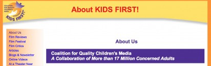 About Kids First!