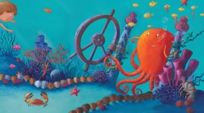 Octopus's Garden – official picture book trailer