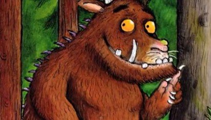 THE GRUFFALO read by The Picture Book Lady