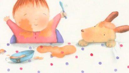 ABC, Baby Me! A Children's Book Trailer