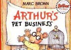 Happy Birthday, Marc Brown!