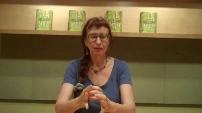 Candlewick's Five Questions (Plus One) with Delia Sherman