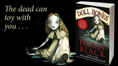 DOLL BONES BY HOLLY BLACK  |  BOOK TRAILER