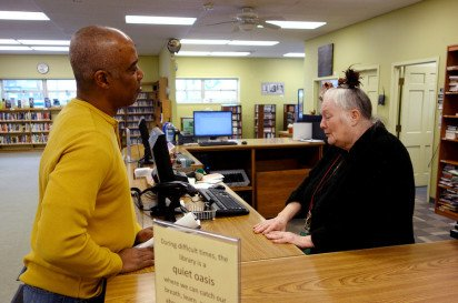 A Nationwide Outpouring Of Support For Tiny Ferguson Library