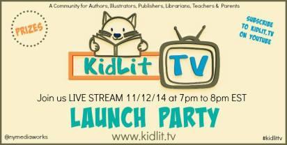 KidLit TV is Live!