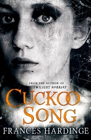American Cover Reveal: 'Cuckoo Song' by Frances Hardinge