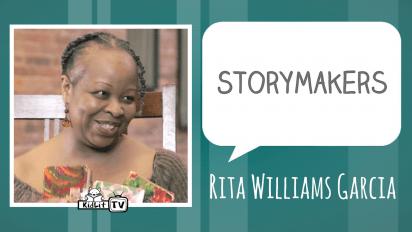 StoryMakers with Rita Williams-Garcia