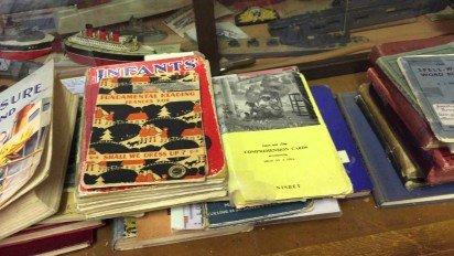 Children's Books Read During the War