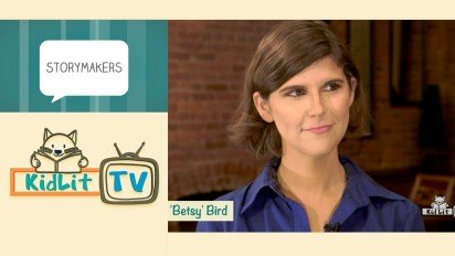 KidLit TV   StoryMakers with Betsy Bird