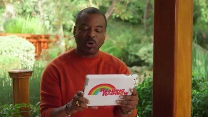 'The Ant and the Grasshopper' Read by LeVar Burton