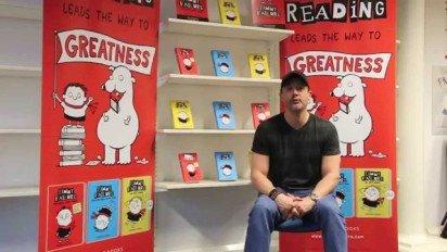 Timmy Failure author Stephan Pastis asks You to 'Vote 4 Failure'