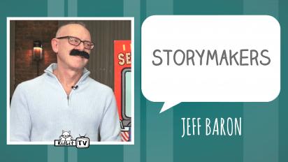 KidLit TV   StoryMakers with Jeff Baron