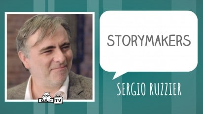 KidLit TV   StoryMakers with Sergio Ruzzier