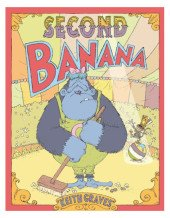 Second Banana by Keith Graves interview | #KidLit #KidLitTV