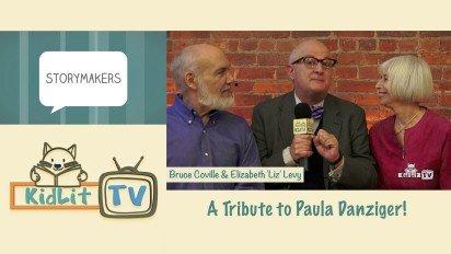 KidLit TV   A Tribute to Paula Danziger