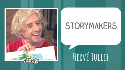 StoryMakers with Hervé Tullet   MIX ITUP!