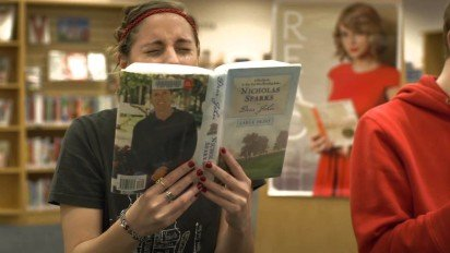 CheckItOut – Taylor Swift Parody Video for National Library Week