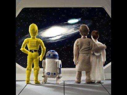 Star Wars Epic Yarns – Behind the Scenes