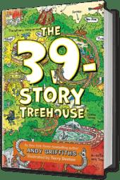 39 story tree house   #KidLit #KidLitTV