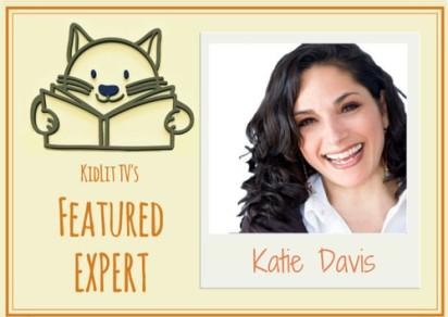 Featured Expert – Katie Davis: A Writerprenuer