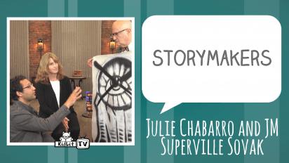 Julie Chibbaro & JM Superville Sovak   Into the Dangerous World