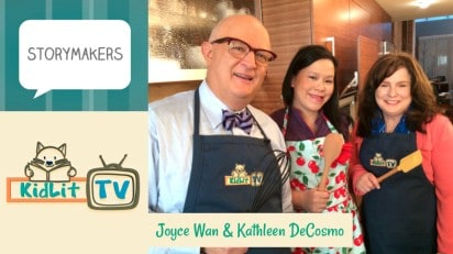 StoryMakers in the Kitchen Joyce Wan & Kathleen DeCosmo   A Whale of a Cupcake Tale