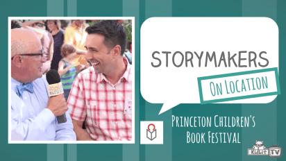On Location: Princeton Children's Book Festival