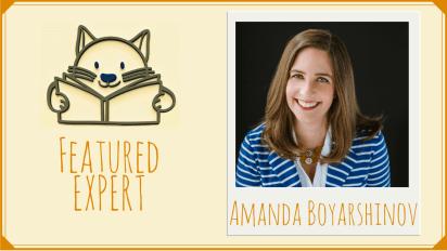 Featured Expert: Amanda Boyarshinov on Literacy