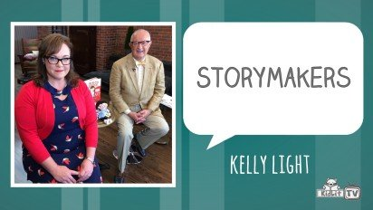 StoryMakers: Kelly Light's 'Louise Loves Art'