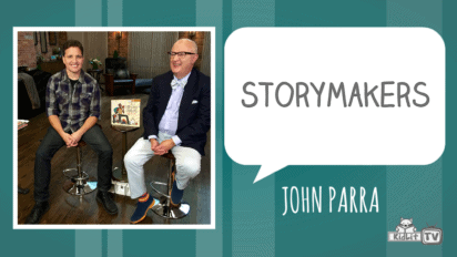 StoryMakers with John Parra MARVELOUS CORNELIUS