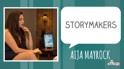 StoryMakers with Aija Mayrock THE SURVIVAL GUIDE TO BULLYING