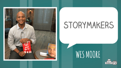 StoryMakers   Discovering Wes Moore