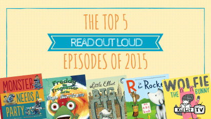 Top 5 Read Out Loud Episodes of 2015