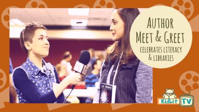 Clark Public Library Author Meet and Greet Celebrates Literacy