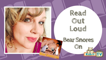 Read Out Loud | BEAR SNORES ON