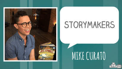StoryMakers: Mike Curato's Little Elliot Books