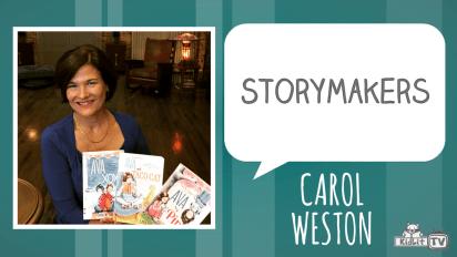 StoryMakers   Carol Weston's Ava Wren Series