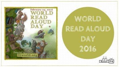 Event   Lit World's World Read Aloud Day, 2/24/2016