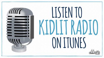 KidLit Radio, Now On iTunes!