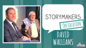 StoryMakers On Location - David Walliams Featured Image