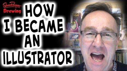 How I became an illustrator