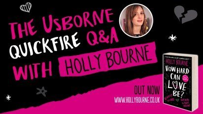 Quickfire Q&A with Holly Bourne