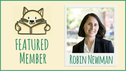 Featured Member | Robin Newman