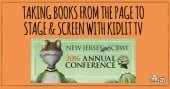 NJ SCBWI - Page to Stage & Screen Panel Featured Image
