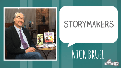 StoryMakers   Nick Bruel's 'Bad Kitty'