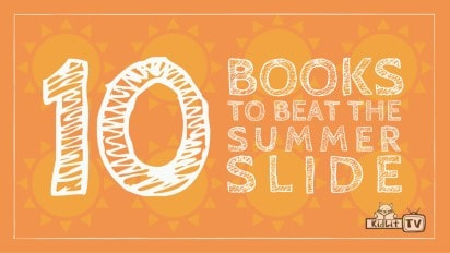 10 Books to Beat the Summer Slide