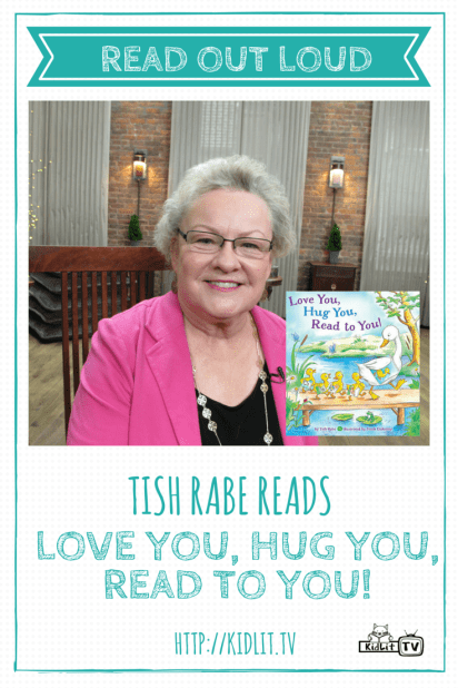 Read Out Loud LOVE YOU, HUG YOU, READ TO YOU!