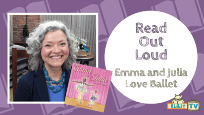 Read Out Loud  EMMA AND JULIA LOVE BALLET